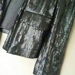 Eight Sixty Sequined Blazer